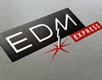 EDM Express Branding