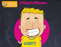Michel & Augustin #1Sourire1Mousse