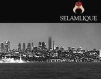 Selamlique Turkish Coffe, Corporate & Shopping Site