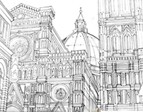 Duomo work in progress