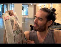 Russel Brand's Trews Chats