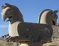 Instagrammed Persepolis