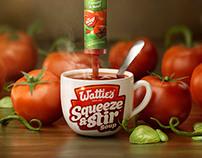 Wattie's Squeeze & Stir