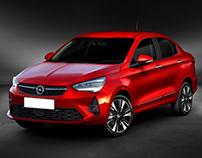 Opel Corsa Sedã 2021