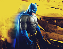 THE NEW BATMAN - BEN AFFLECK
