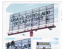 WWF Billboard