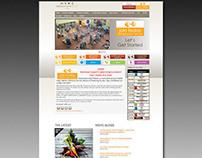 Adventure 212 Website