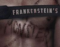 Frankenstein's Monster Film Poster