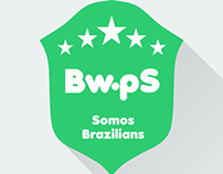 Logotipo - Brazilians W.Patchs