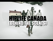 Freeman Ft G.L.A.R - Hiplife Canada (behind the scenes