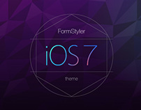 iOS7 Theme for FormStyler jQuery Plugin