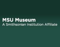 Website-MSU Museum