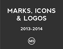 Marks, Icons & Logos