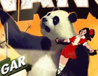 Gerad Taylor, Wang Wang and the Vinegar skipping girl.