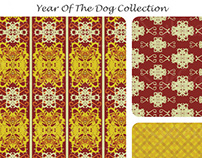 Year Of The Dog Pattern Collection