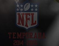 NFL Temporada 2014-2015