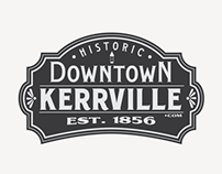 Downtown Kerrville Logo