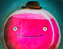 Mr. pink lemonade