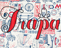Trapa | Logo Brandbook