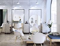 White Beauty Salon