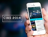 Canadian International Autoshow App