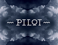 Pilot Display Font