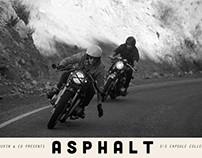 John Ruvin Asphalt Look Book