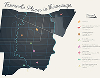 My Favourite Places in Mississauga