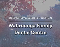 Wahroonga Family Dental | Responsive Website