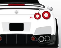 GTR Rear