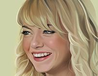 Gwen Stacy -Emma Stone