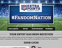 NFL Extra Points #FandomNation
