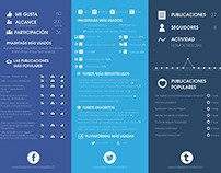 Motion Graphics: Mi gestión en las redes sociales.