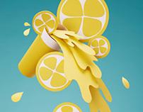 Paper lemonade