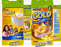 Gold Product Shot