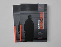 Corporate Brochure Template.