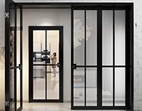Двери – Brüchert+Kärner - Cool and Classy -Puristen 2.2