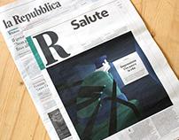 Cover Repubblica Salute