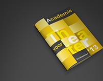 Fontys Graduation A4 brochure