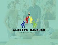 ALOKITO BANDHON Logo & Branding