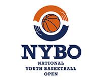 """""""NYBO青少年篮球公开赛""""品牌形象解决方案"""