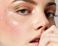Glitter Beauty with Olesya