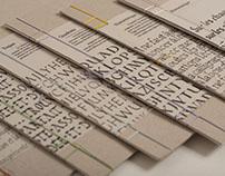 Étude calligraphique