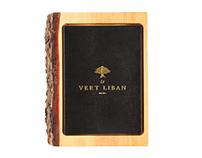 Le Vert Liban - Design Identity