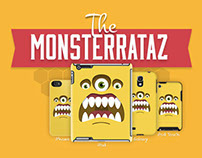 The Monsterrataz: Mr. Aaargh J. Monster