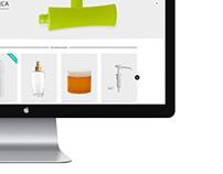 Euroverre - Website