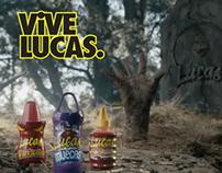 VIVE LUCAS.
