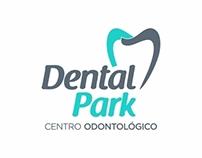 DENTAL PARK | Logo, biz cards, brochure, signage.