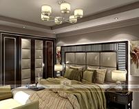 bedroom interior design in egypt