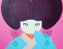 Nippon Series / 2014 paintings